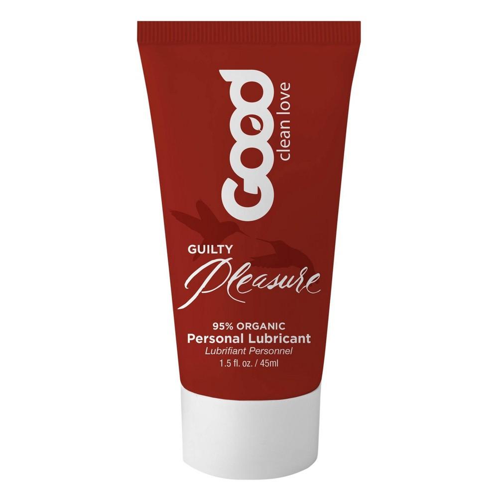 Good Clean Love Personal Lubricant Organic Cinnamon Vanilla (1x15 Oz)