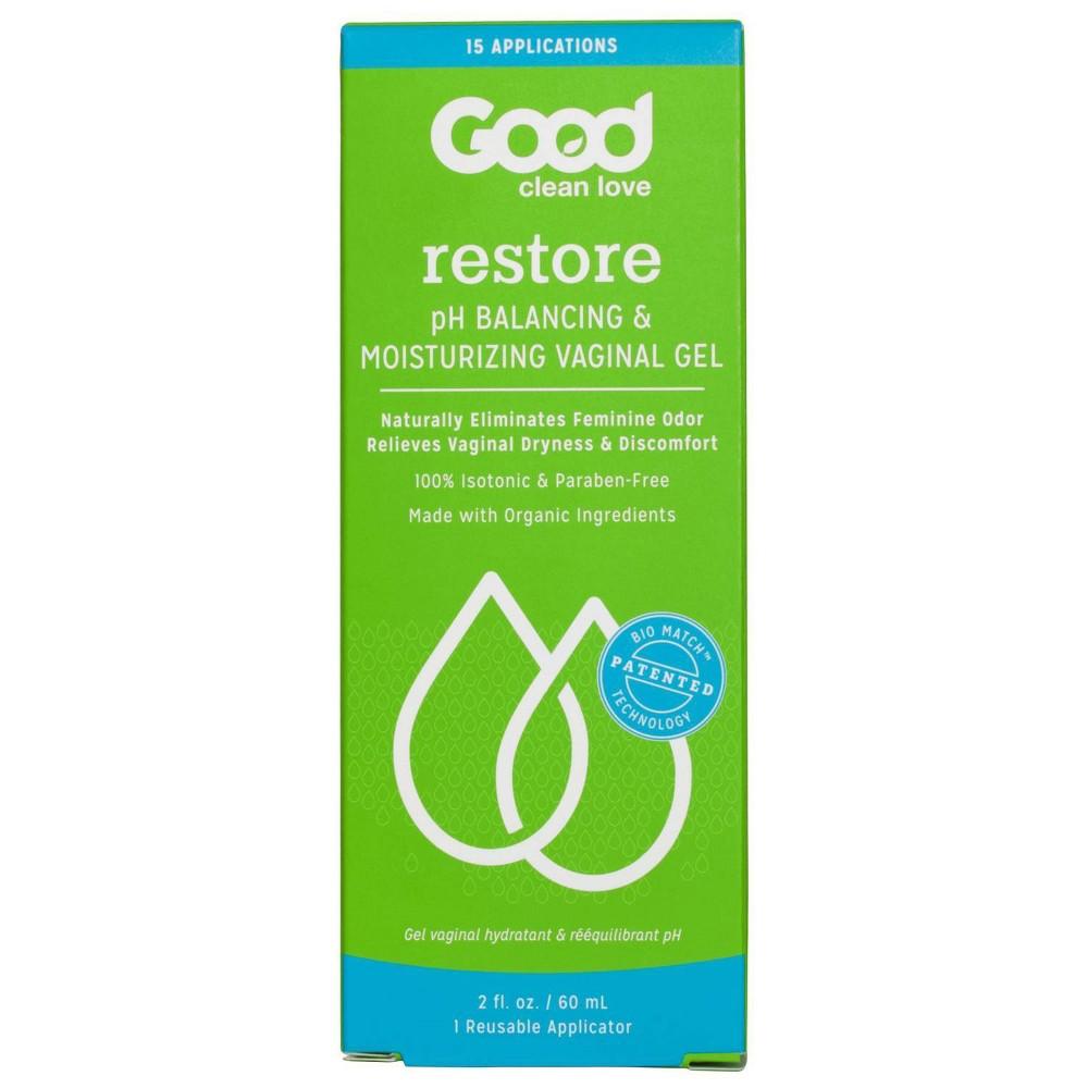 Good Clean Love Personal Lubricant Moisturizing BioMatch Restore (1x2 Oz)