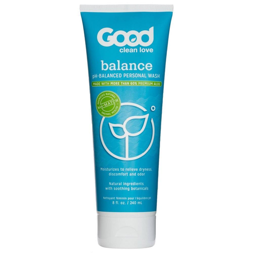 Good Clean Love Moisturizing Personal Wash  Bio Match Balance  8 oz
