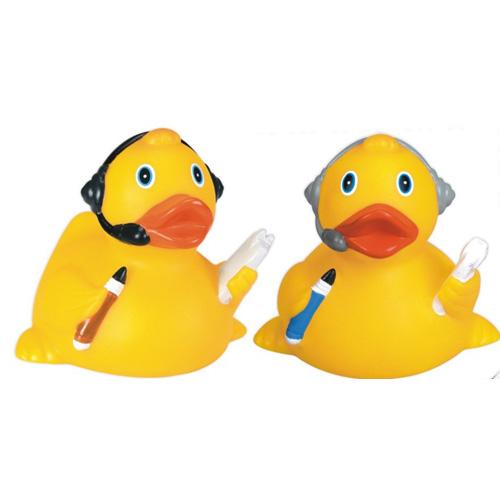 Rubber Duck, Headset Duck