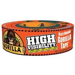 GORILLA TAPE HIGH VISIBILITY ORANGE  35Y