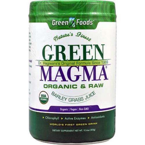 Green Foods Dr Hagiwara Green Magma Barley Grass Juice Powder (1x106 Oz)