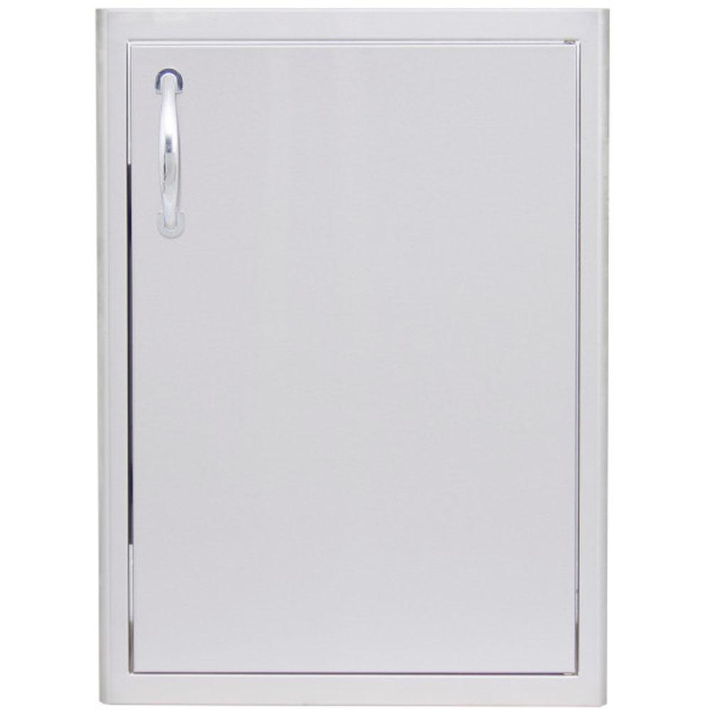 """21""""Wx28""""H Single Access Vertical Door"""