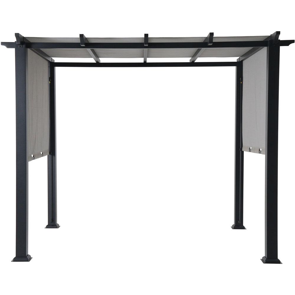 8x10' Steel Pergola