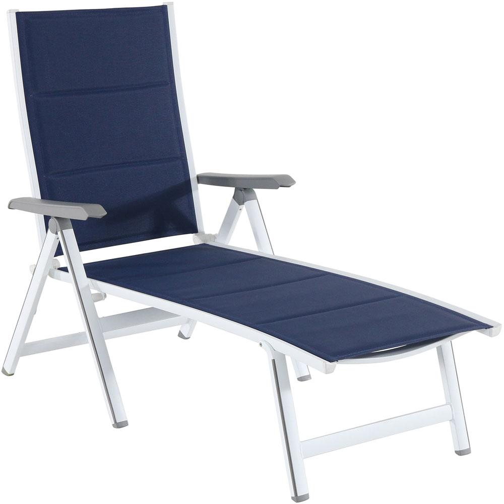 Aluminum Sling Folding Chaise Lounge