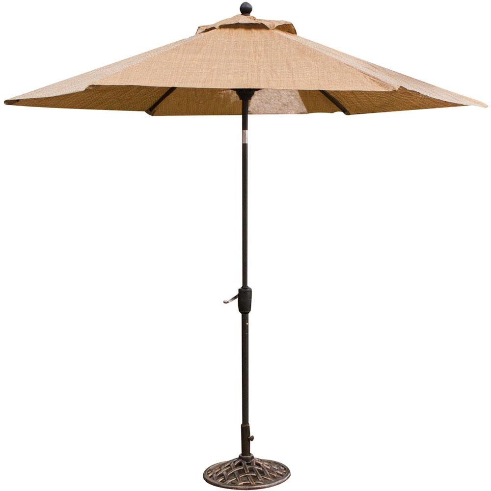 Monaco 9' Market Umbrella