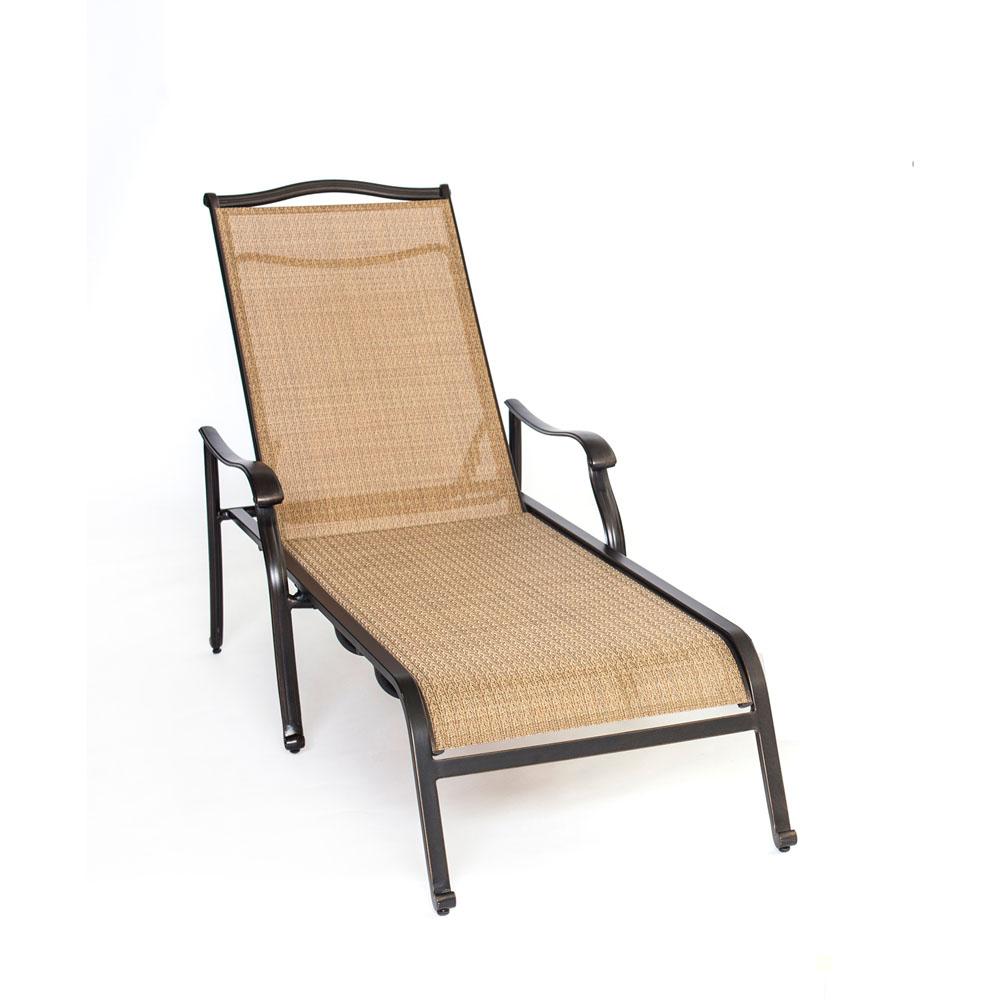 Monaco Sling Chaise Lounge Chair