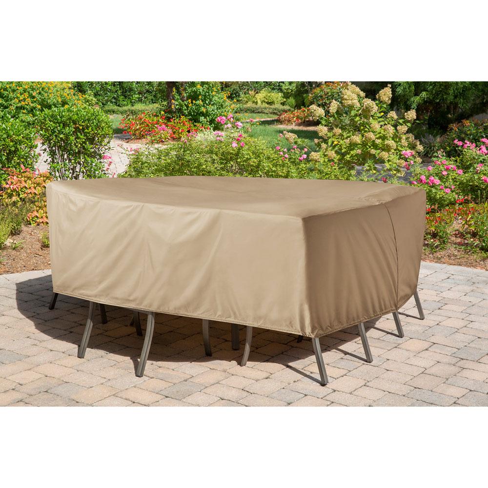 """Furniture Cover- 116.54""""rdx19.69""""H"""