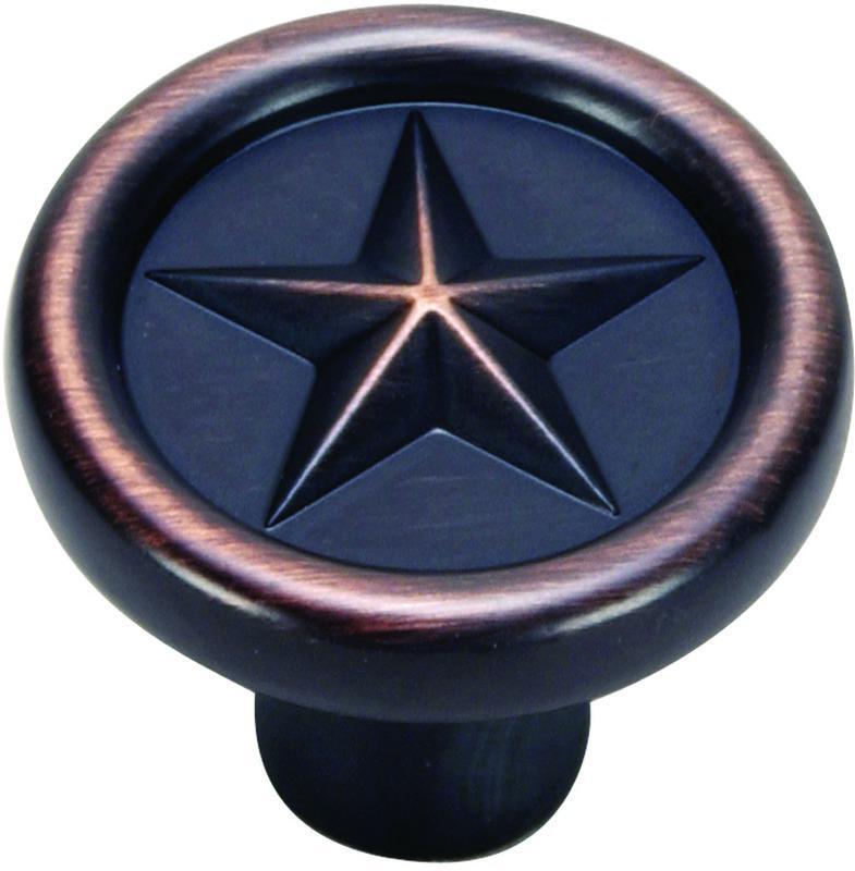 64-4286 CB TEXAS STAR CAB KNOB
