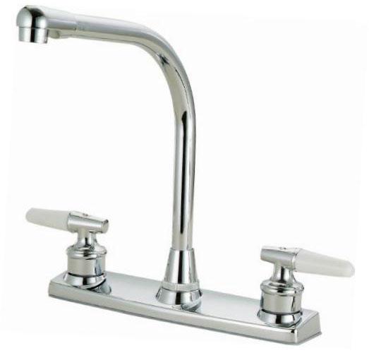12-3334 Chrome Kitchen Faucet