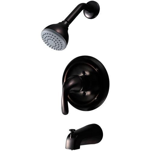 13-5399 Classic Bronze Tub/Shower Faucet