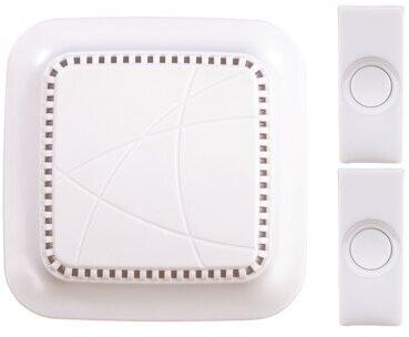 SL-7312-03 WHITE DOORBELL KIT
