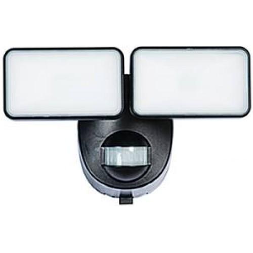 MOTION LIGHT LED 180 DG 400BLK