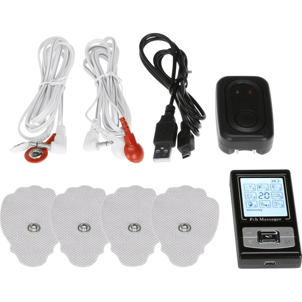 PCH Digital Pulse Massager 3 AB - Black