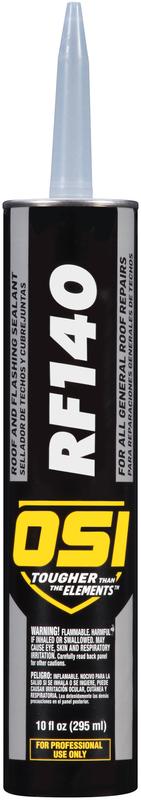 10.5 BLACK ROOF-140 ROOF SEAL