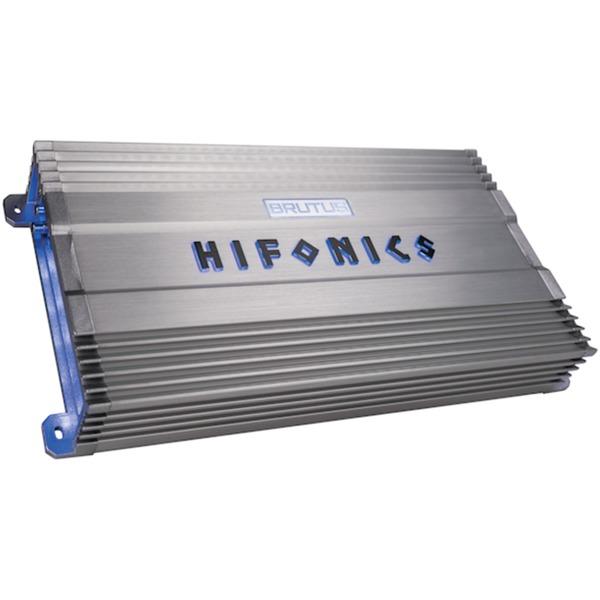 Hifonics BG-2500.1D BRUTUS Gamma BG Series 2,500-Watt Max Monoblock Super D-Class Amp