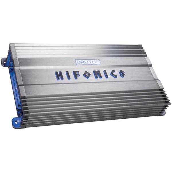 Hifonics BG-3300.1D BRUTUS Gamma BG Series 3,300-Watt Max Monoblock Super D-Class Amp