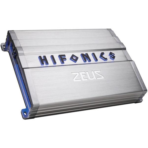 Hifonics ZG-2400.1D ZEUS Gamma ZG Series 2,400-Watt Max Monoblock Class D Amp