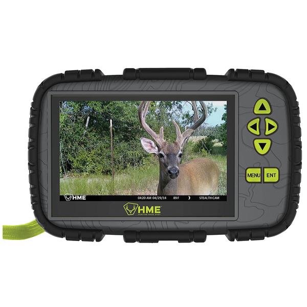 HME HME-CRV43HD 1080p HD SD Card Reader/Viewer with 4.3-Inch LCD Screen