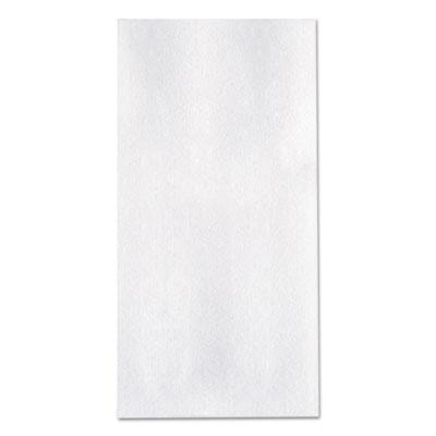 Dinner Napkins, 2-Ply, 15 x 17, White, 300/Carton