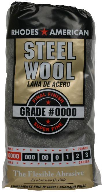 106600-06 4/0 16PK STEEL WOOL