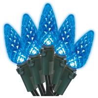 LED OUTDOOR 70L C6 BLU 4X4X4IN