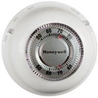 Honeywell CT87K Heat Round Thermostat