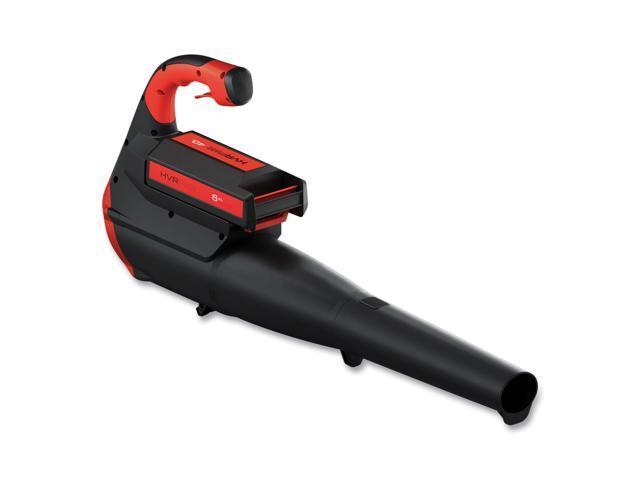 HVRPWR 40V Cordless Blower, 270 cfm, Black/Red