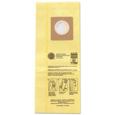 HushTone Vacuum Bags, Yellow, 10/Pk