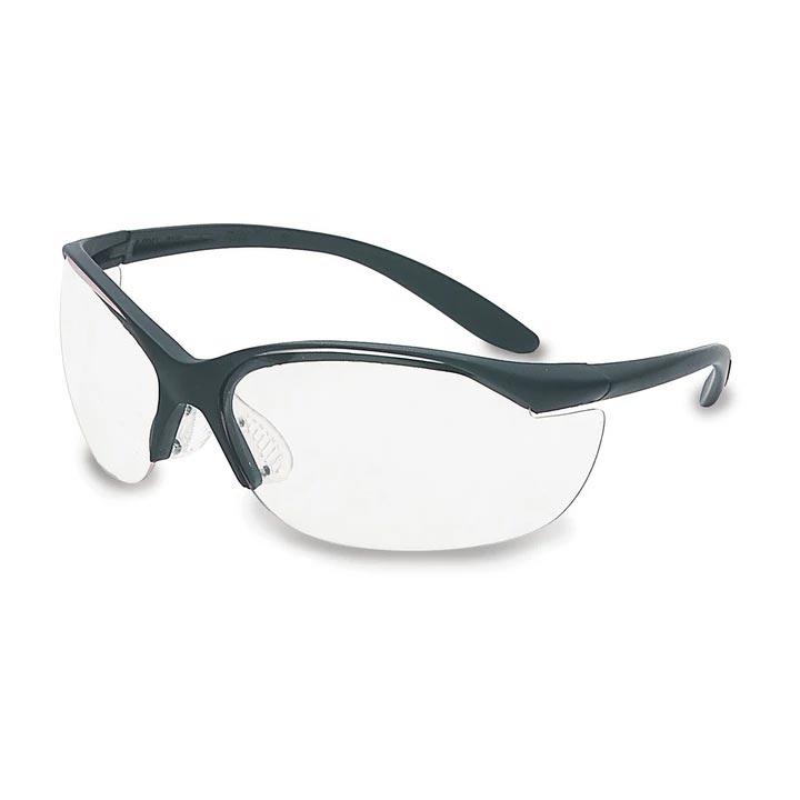 Howard Leight Vapor II Black Frame Clear Lens Anti-Fog