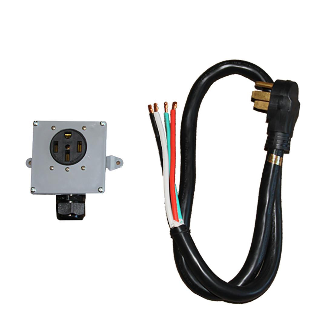 Hughes Internal Hardwired Mounting Kit for RV22050SP G�� 50 Amp