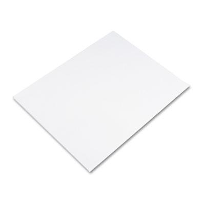 White Railroad Board, 22 x 28, 50/Carton