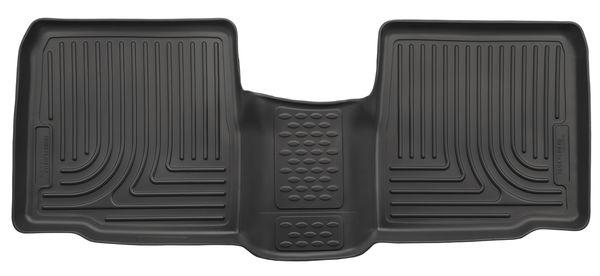 Husky 2015-19 Ford Explorer Weatherbeater 2nd Seat Floor Liner Black