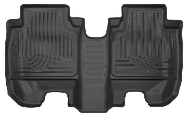 Husky 2016-2020 Honda HR-V Weatherbeater 2nd Seat Floor Liner Black