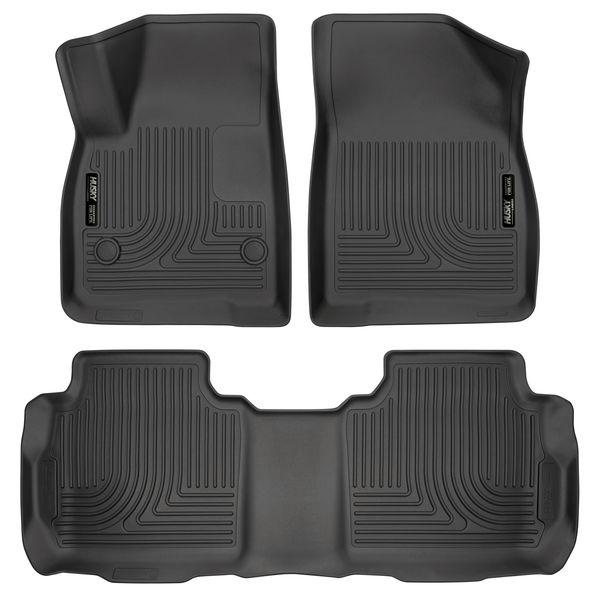 Husky liners Weatherbeater front & 2nd Seat floor mats