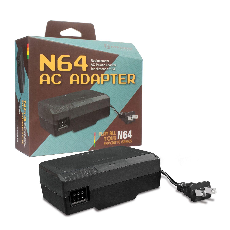 HYPERKIN M05163 AC ADAPTER FOR N64 NINTENDO