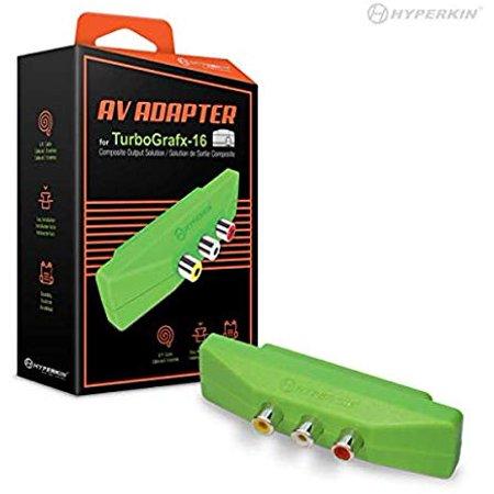 HYPERKIN M07343 AV ADAPTER FOR TURBOGRAFX 16