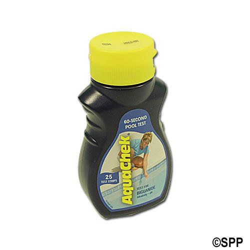 Water Testing, Test Strips, AquaCheck, Sodium Bromide, 10ct