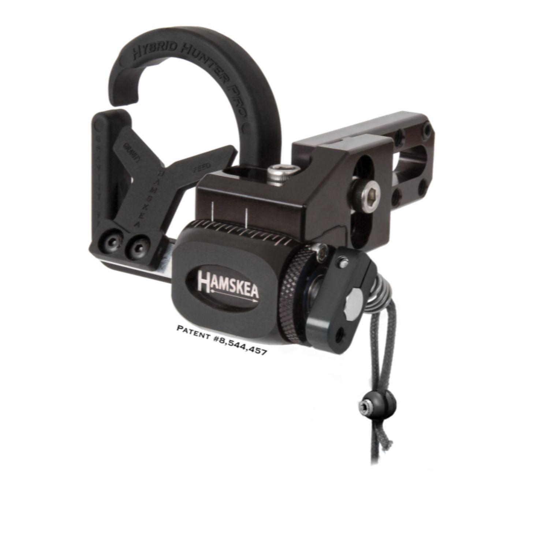 Hamskea Hybrid Hunter Pro RH Black