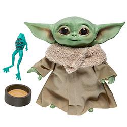 Star Wars THE CHILD TALKING PLUSH TOY