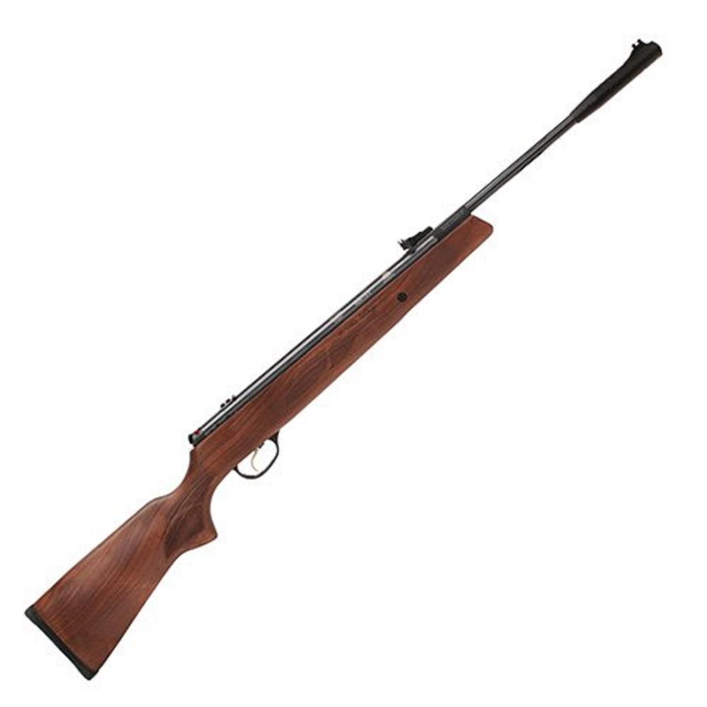 Hatsan Mod 95 Spring Combo .22 Cal. Air Rifle-Walnut Stock