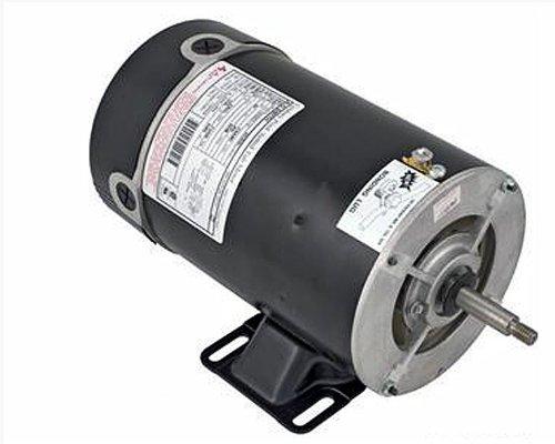 Motor, Thru-Bolt, 48Y, Hayward, .75 HP, 115V, w/Switch