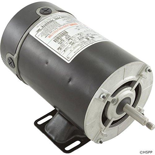 Motor, Thru-Bolt, 48Y, Hayward, 1.0 HP, 115V, w/Switch