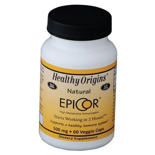 Healthy Origins Epicor 500 Mg (1x60 Caps)