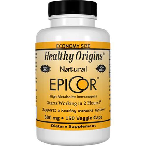 Healthy Origins EpiCor 500 mg (1x150 Capsules)