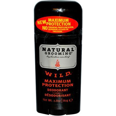Herban Cowboy Wild Deodorant (1x28 Oz)