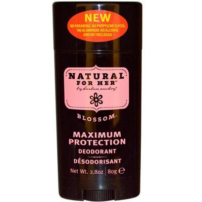 Herban Cowboy Deodorant Blossom (28 Oz)