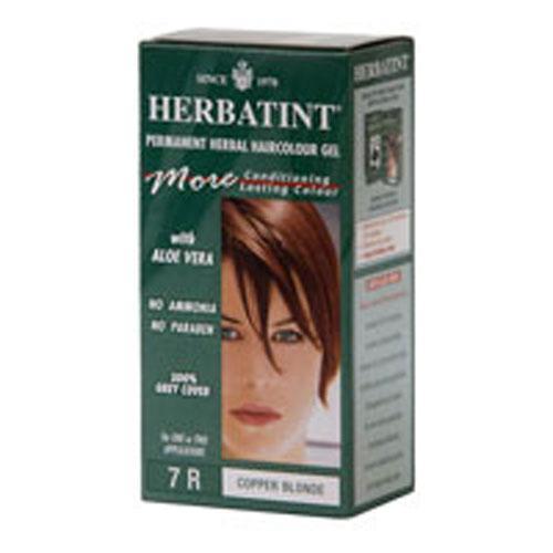 Herbatint Permanent Herbal Haircolour Gel 7R Copper Blonde (1x135 Ml)