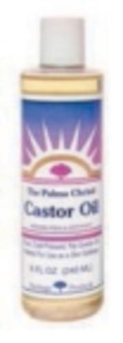Heritage Store Castor Oil (1x8 Oz)