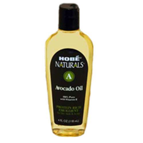 Hobe Labs Hob_ Naturals Avocado Oil (4 fl Oz)